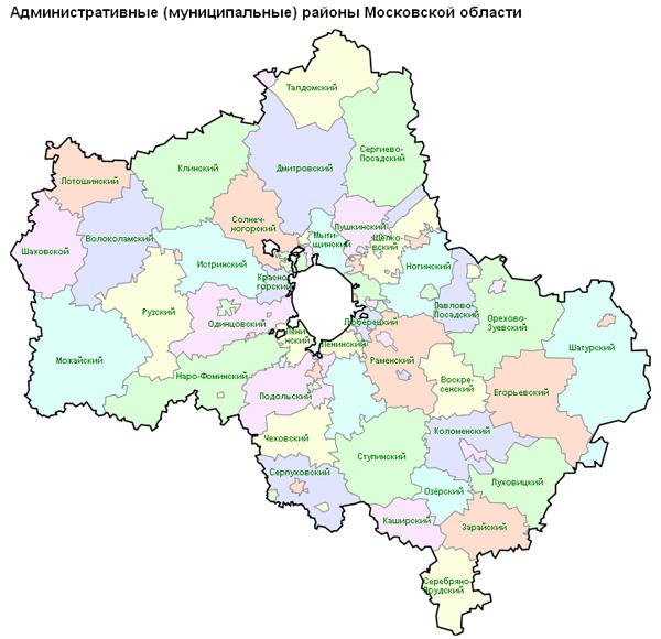 Портал недвижимости города Москва и Московской области